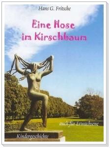 Cover Hose im Kirschbaum